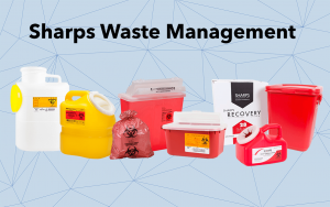 Anti-Tamper Sharps Management System from Daniels