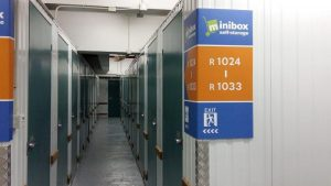 Self Storage Moving Boxes