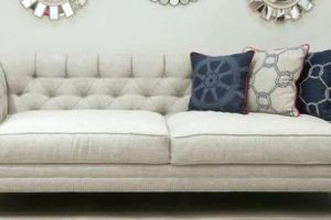 Why Chesterfield sofa