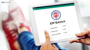 balance will be accessed solely when six hours of registration n the UAN member portal.