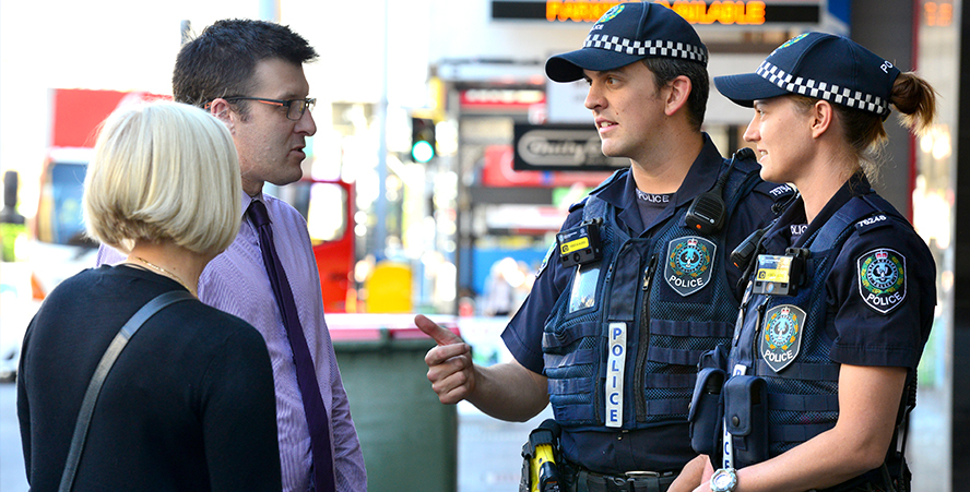 national police check Australia