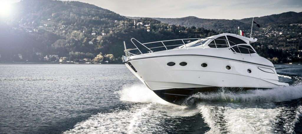 waxing your boat