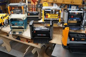 How to pick the best wood planer
