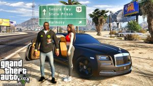 Download Gta 5 Apk To Play In Mobile