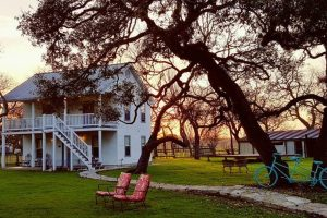 bed and breakfast Boerne Tx