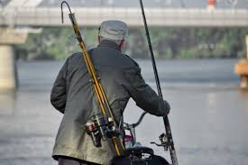 Fishing Gear And Equipment During Fishing
