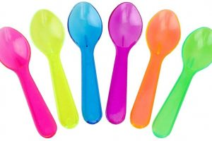 tasting spoons