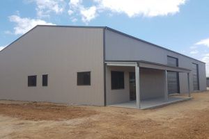 Difference between Residential and Commercial Storage Sheds