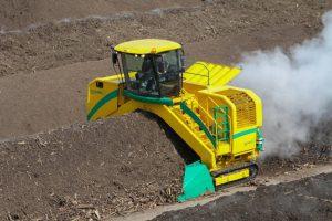 industrial composting system