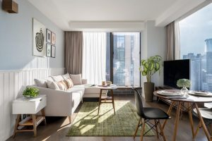 furnished apartment hk