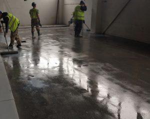 Floor Repair Contractors