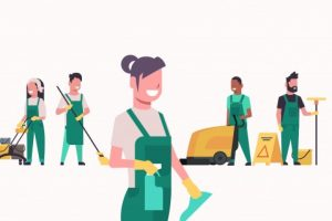 Appointing A Team Of Cleaners